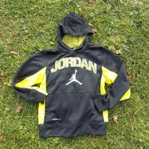 Nike Jordan Youth Boys Hoodie Size Medium